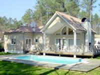 tourisme Mimizan Villa Béatrice
