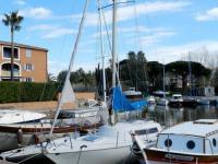 gite Saint Tropez Village Marin