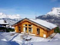 gite Chamonix Mont Blanc Chalet Plein Soleil