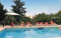gite Saint Ambroix Holiday home La Bastide de Virac 26 with Outdoor Swimmingpool