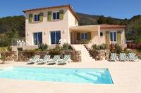 Gîte Roquebrun Gîte Villa Mimosa