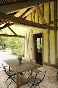 Location de vacances Marolles lès Bailly Location de Vacances Le Charme aux Bois