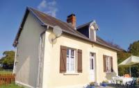tourisme Carentan Holiday home Le Dezert with a Fireplace 415