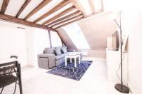 gite Paris 1er Arrondissement Dreamyflat - Temple II