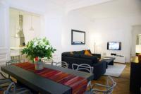 gite Paris 4e Arrondissement Apartment Victor-Hugo - 7 adults