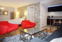 gite Paris 17e Arrondissement Apartment Godot de Mauroy - 4 adults