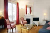 gite Paris 1er Arrondissement Apartment Robert le Coin - 4 adults