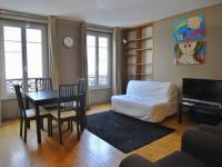 Location de vacances Paris Location de Vacances 1 separated bedroom Montmartre