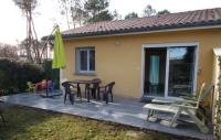 tourisme Angresse Two-Bedroom Holiday home chemin 09