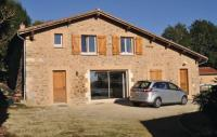 tourisme Suaux Four-Bedroom Holiday home Mouzon with a Fireplace 04