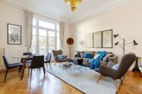 gite Paris 17e Arrondissement Appartement Invalides