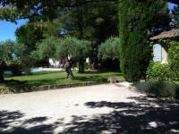 Nice Mansion with Swimming Pool in Beaumes-de-Venise-Le-Mas-Romarin