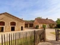 Pretty Mansion in Aquitaine with Swimming Pool-Vakantiehuis-Dordogne-I