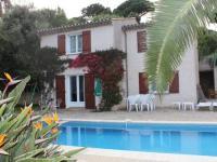 tourisme Sainte Anastasie sur Issole Villa l Oranger villa 5 pieces piscine privée