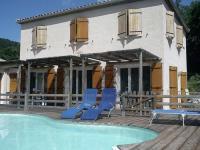 gite Tautavel Villa piscine nature et mer