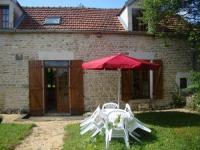 Location de vacances Bissey la Pierre Location de Vacances La maison d'Agnes en Haute Bourgogne