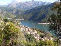 Location de vacances Cuttoli Corticchiato Location de Vacances Côté Lac Tolla