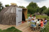 Gîte Clessé Gîte Le Camp des Trappeurs