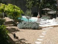 Gîte Causses et Veyran Gîte Clos du Magnolia