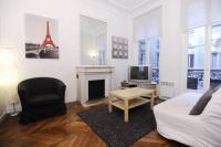 gite Paris 3e Arrondissement Appartement moderne pour 4 personnes près des Champs