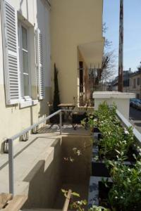Appartement Versailles La Terrasse de Mademoiselle