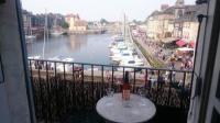 gite Honfleur Le Balcon du Port