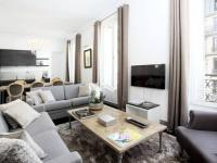 gite Paris 3e Arrondissement The Residence - Luxury 3 Bedrooms flat Le Louvre