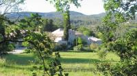 tourisme Lioux La bergerie de Remourase