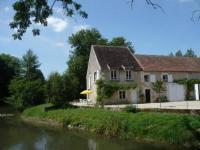 tourisme Druyes les Belles Fontaines Moulin de Prenoulat