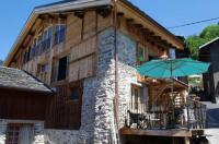 tourisme Les Avanchers Valmorel Appartement Dans Chalet de Montagne