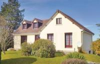 gite Barneville Carteret Three-Bedroom Holiday home Tollevast with a Fireplace 03