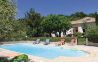 tourisme Valaurie Three-Bedroom Holiday home Montelimar with a Fireplace 04