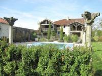 tourisme Cravencères Villa Le Houga