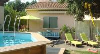 gite Arles Villa Environnement Calme