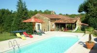 tourisme Puy l'Évêque Maison De Vacances - St.Cernin-De-L Herm