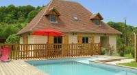 Location de vacances Glanes Location de Vacances Maison De Vacances - Loubressac