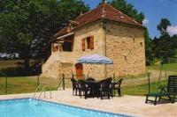Location de vacances Thémines Location de Vacances Maison De Vacances - Rueyres