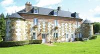 Gîte Saint Aubin le Vertueux Gîte Maison De Vacances - La Trinite-De-Reville