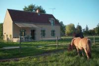 Location de vacances Montbarrois Location de Vacances Maison De Vacances - Vitry-Aux-Loges