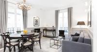gite Paris 3e Arrondissement The Residence - Luxury 2 Bedroom Paris Center