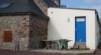 Gîte Runan Gîte Studio 0 in Quemper Guézénnec