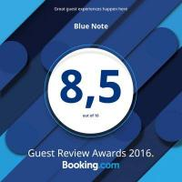 gite Rouans Blue Note