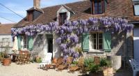 gite Chambourg sur Indre Vrigny Touraine Cottages