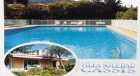 gite Cassis Villa Soledad