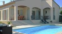 gite Courry Villa Ardeche