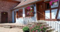 tourisme Bellefosse La Maison Bleue En Alsace