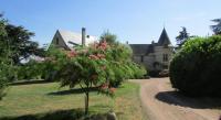 tourisme Thizay Château de la Roche Martel
