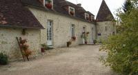 Location de vacances Montgaudry Location de Vacances Manoir de Rouillé