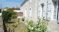 tourisme Saint Romain sur Gironde Ma Cagouille