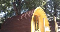 tourisme Jausiers Les Cabanes du Martagon